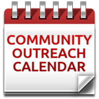 Community Outreach Calendar